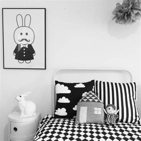 chambre noir blanc deco chambre bebe noir et blanc raliss com