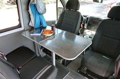 safari condo sprinter xl flex front dining area seats