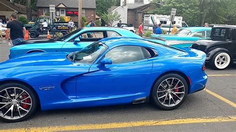 Dodge Viper Blue by 2017 Blue Dodge Viper Gt