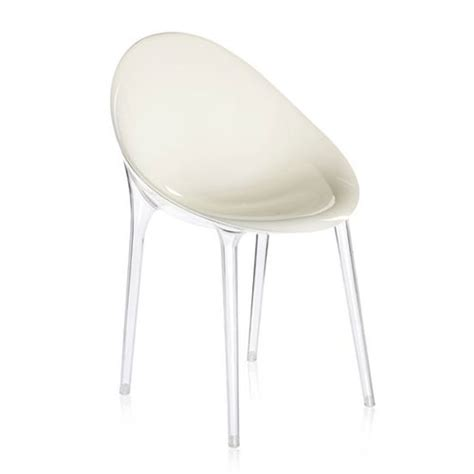 buy the kartell mr impossible chair utility design uk