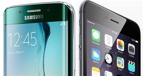 what s better iphone or galaxy samsung galaxy s6 vs iphone 6 which is better review