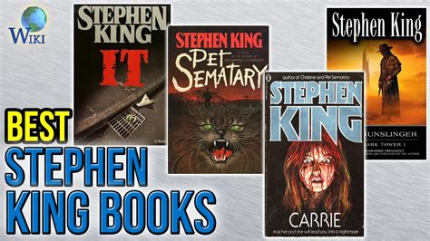 best stephen king books 10 best stephen king books 2017