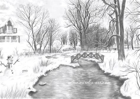 Nature Scenery Beautiful Nature Pictures To Draw