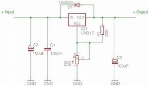 Transistor Als Schalter Berechnen : spannungsregler variabel mit lm317 ~ Themetempest.com Abrechnung