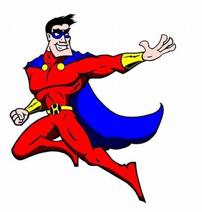 Superhero Heroes Hero Cartoon Superheroes Super Clipart