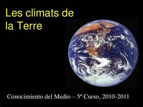 climats de la terre 5