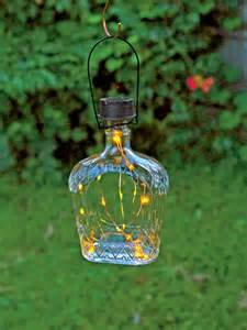 Solar Powered Jar Lights