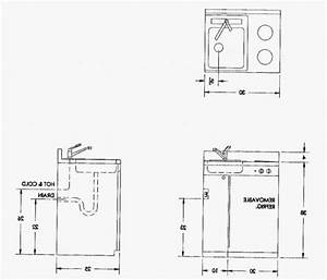 Kitchen Sink Plumbing Rough In Diagram