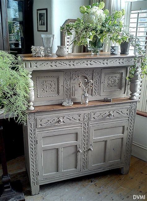 ideas  antique sideboard  pinterest mid