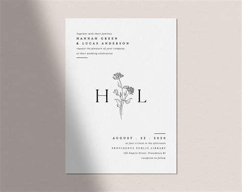 wedding stationery printables   save  money