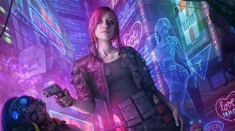 cyberpunk  fanart  hd artist  wallpapers images