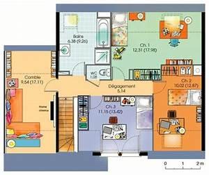 Faire Des Plans De Maison Gratuit : simple faire un plan de maison gratuit d en ligne faceto ~ Premium-room.com Idées de Décoration