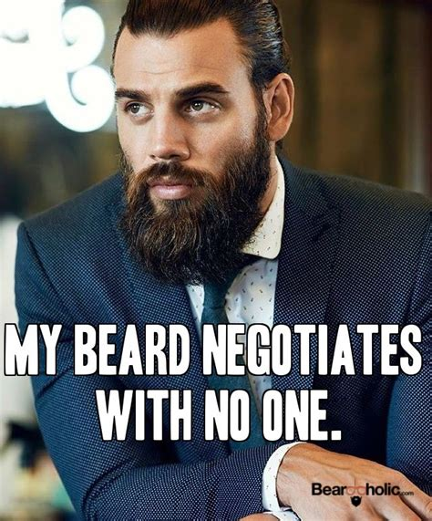 Beard Memes - my beard negotiates with no one keep calm grow a beard from beardoholic com best beard