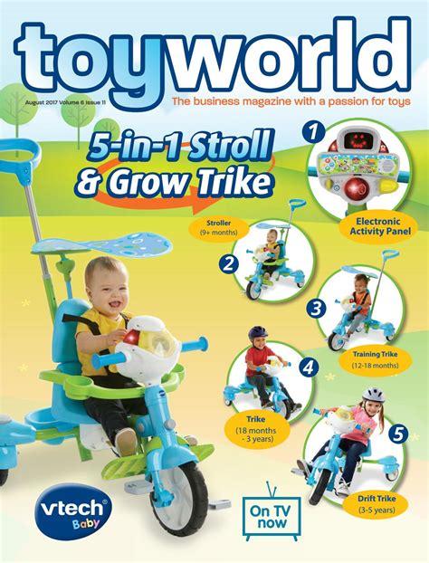 Toyworld August 2017 by TOYWORLD MAGAZINE Issuu