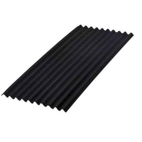 corrugated plastic roofing black onduline roof sheet 2m bitumen corrugated