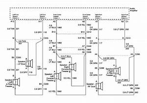 Wiring Diagram  30 2001 Chevy Suburban Radio Wiring Diagram