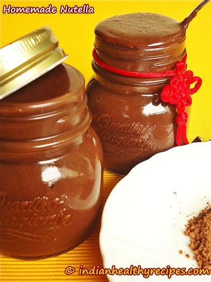 A trip to the store for the extra ingredients is worth the delicious texture of the result. nutella recipe   how to make nutella at home   Recipe   Homemade nutella recipes, Nutella ...