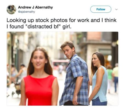 Boyfriend Girlfriend Memes - distracted boyfriend meme has quite an epic backstory 22 pics izismile com