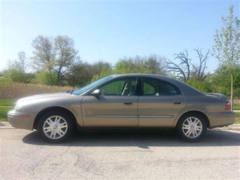 where to buy sun ls for sad buy used 2005 mercury sable premier ls great condition