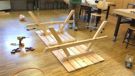 Picknicktisch Selber Bauen by Einen Picknicktisch Bauen Ausf 252 Hrliche Anleitung Mit