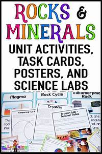 Earth Science Rocks And Minerals Study Guide