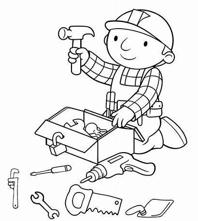 Coloring Loader End Builder Bob Pages Getcolorings