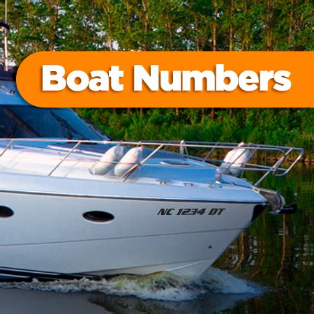 Boat Numbers by Vinyl Registration Numbers For Boats Tier 1 Graphics