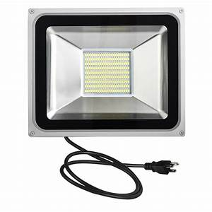 Flood lights for lawn : Plug in flood light outdoor bocawebcam