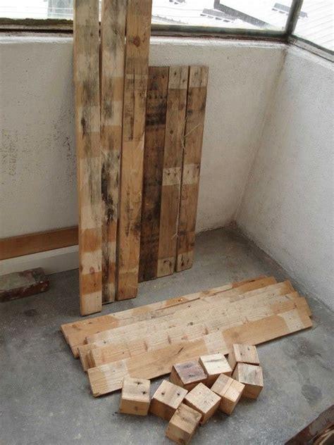 comment d 233 monter une palette un concret sp 233 cialis 233 r 233 cup et mobilier d 233 co recyclage