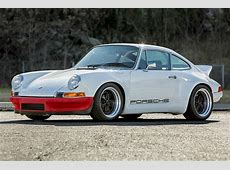 1987 Porsche 911 Carrera Coupe Restomod German Cars For