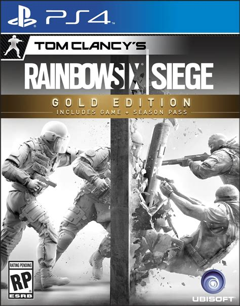 what does siege rainbow six siege ps4 gold edition the cabin