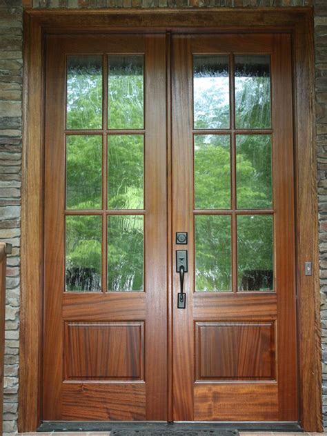 double entry doors images  pinterest front