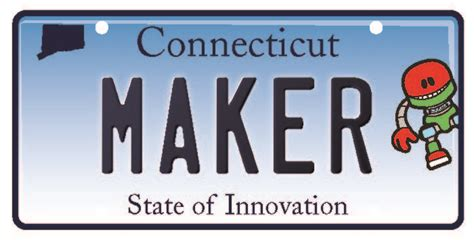 connecticut dmv vanity plates state of innovation license plate remarkable steam