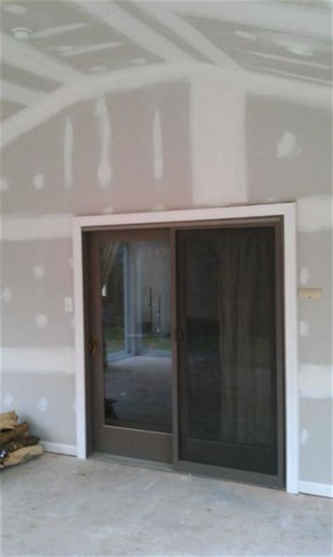 a terrific energy efficient sliding glass door allows
