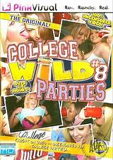 College wild parties hockey