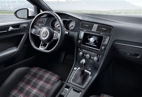 volkswagen golf gti interior egmcartech