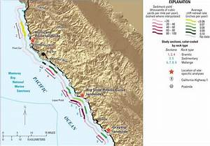 Rates of Landsliding and Cliff Retreat Along the Big Sur ...
