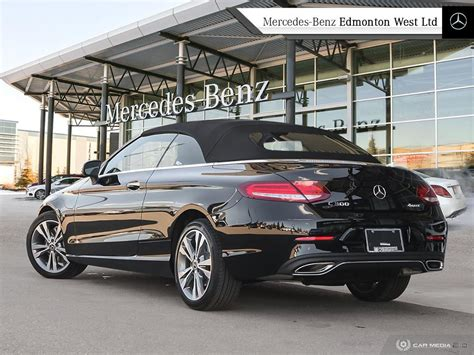 View pictures, specs, and pricing on our huge selection of vehicles. New 2018 Mercedes-Benz C300 4MATIC Cabriolet Convertible in Edmonton, Alberta