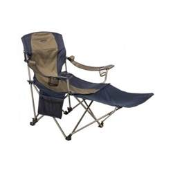 Lawn Chair With Footrest by Folding C Chair Cing Footrest Heavy Duty Outdoor