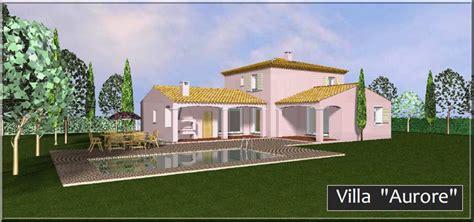 Plan Maison Etage Provencale