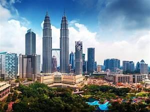 malaysia skyscraper panorama building kuala lumpur kuala ...