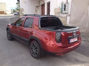 Dacia Pick Up 4x4 : dacia duster double cab pick up new pictures ~ Gottalentnigeria.com Avis de Voitures
