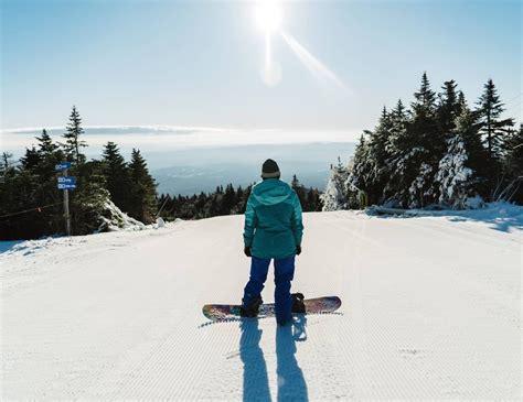 mount snow november send  ny ski blog