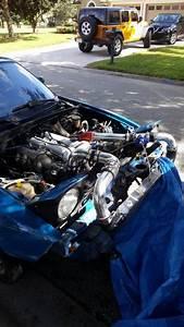 1991 Mazda Miata Turbo Drift Build