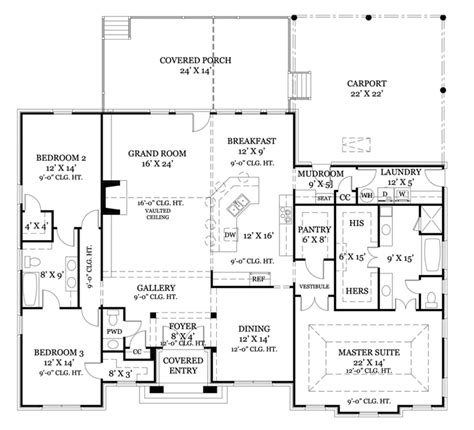 starter house plans home plans homepw76123 2 365 square 3 bedroom 2