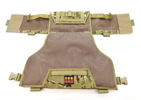 tech tactical gear hss multicam plate carrier  cummerbund