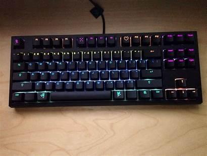 Keyboard Portal Keycaps Custom Code Aesthetics Tkl