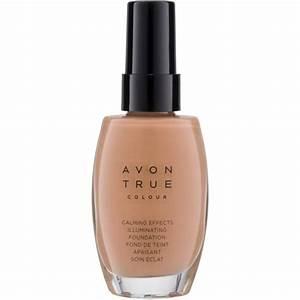 Teint De Peau : avon true colour fond de teint apaisant pour une peau ~ Melissatoandfro.com Idées de Décoration