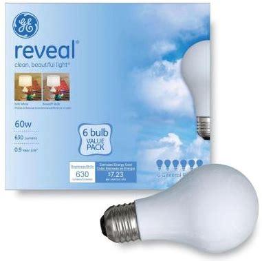 1 49 reg 8 77 ge reveal light bulbs at staples