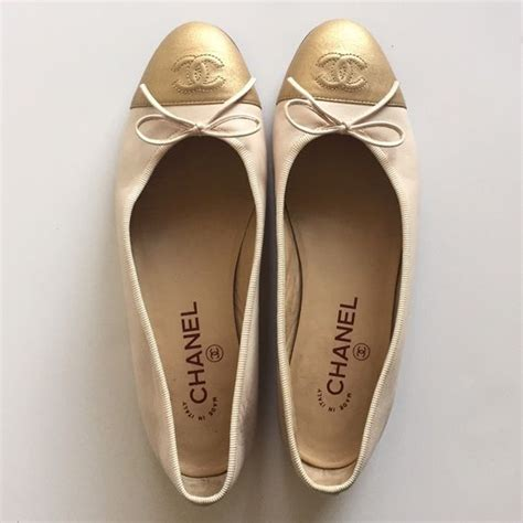 foto de Chanel classic ballet flats Chanel shoes flats Chanel